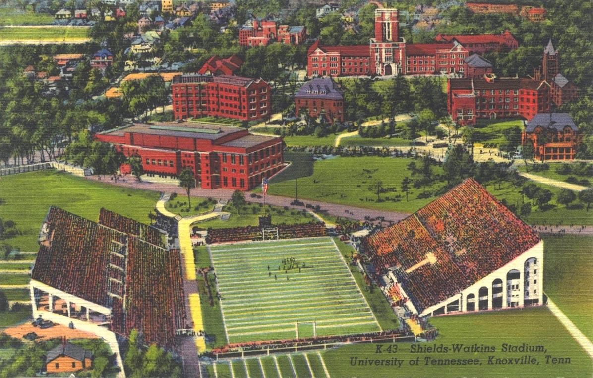 Vintage Postcards Johnson City Tennessee Historic